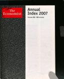 Annual Index
