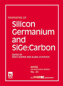 Properties of Silicon Germanium and SiGe Carbon
