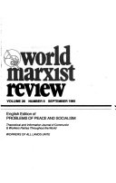 World Marxist Review