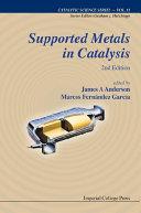 Supported Metals in Catalysis [Pdf/ePub] eBook