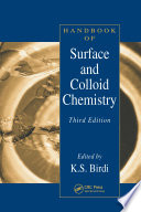 Handbook of Surface and Colloid Chemistry Book