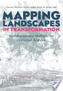 Mapping Landscapes in Transformation Book