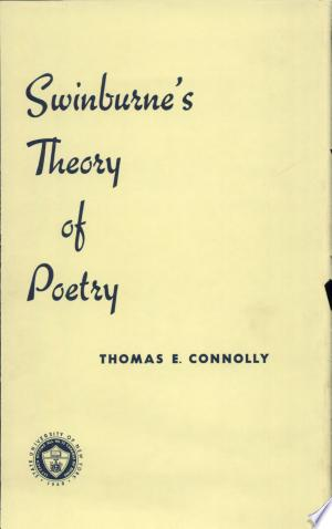 Swinburne's Theory of Poetry Free eBooks - Free Pdf Epub Online
