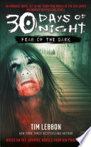 30 Days of Night  Fear of the Dark Book