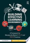 Building Effective Learning Environments