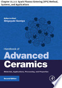 Handbook of Advanced Ceramics