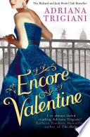 """""""Encore Valentine"""" by Adriana Trigiani"""
