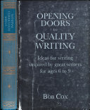 Opening Doors to Quality Writing 6-9