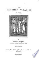 The Earthly Paradise      Parts 1 and 2   Second Edition