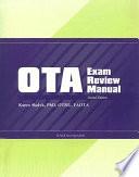 OTA Exam Review Manual Book