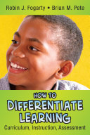 How to Differentiate Learning