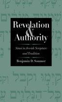 Revelation and Authority Pdf/ePub eBook
