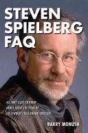 Steven Spielberg FAQ