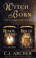 Witch Born  A Complete Fantasy Romance Series Box Set