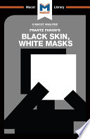 Black Skin  White Masks Book