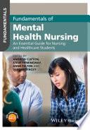 Fundamentals Of Mental Health Nursing