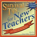 Survival Tips for New Teachers