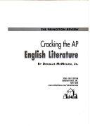 Cracking The Ap English Literature 2000 2001 Edition Book PDF