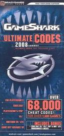 GameShark Ultimate Codes 2008 Summer