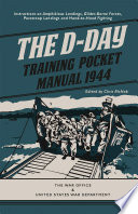The D Day Training Pocket Manual 1944