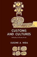 Customs and Cultures