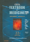 Cecil s Textbook of Medicine Book