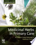 Medicinal Herbs in Primary Care - E-Book