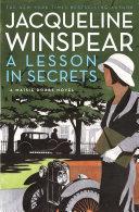 A Lesson in Secrets [Pdf/ePub] eBook