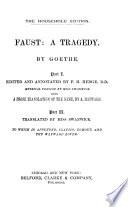 Faust  a Tragedy Book PDF