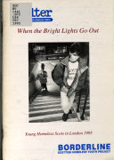 When the Bright Lights Go Out Book