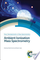 Ambient Ionization Mass Spectrometry