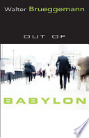 Out of Babylon Book