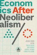 Economics after Neoliberalism