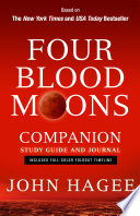 Four Blood Moons Companion Study Guide and Journal Book