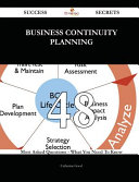 Business Continuity Planning 48 Success Secrets 48 Most Asked Questions On Business Continuity Planning What You Need To Know Book PDF