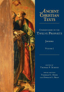 Pdf Commentaries on the Twelve Prophets Telecharger