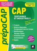 Pdf PrépaCAP - CAP Tertiaires et industriels - Matières générales Nouv. programmes-Révision entraînement Telecharger