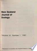 New Zealand Journal of Zoology