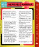 German Grammar  Speedy Language Study Guides