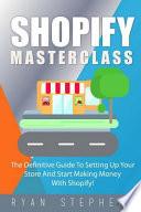 Shopify Masterclass