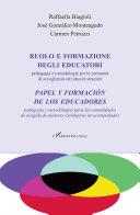 Ruolo e formazione degli educatori / Papel y formación de los educadores