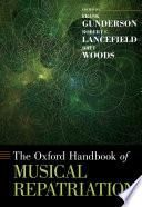 The Oxford Handbook of Musical Repatriation
