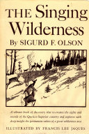 Singing Wilderness Pdf/ePub eBook