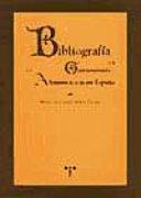 Bibliografía de la gastronomía y la alimentación en España
