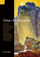 China   Art   Modernity