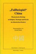 """Fallbeispiel"" China"