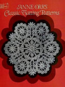 Anne Orr's Classic Tatting Patterns