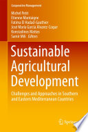 Sustainable Agricultural Development Book PDF