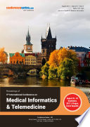 Proceedings of 5th International Conference on Medical Informatics   Telemedicine 2017