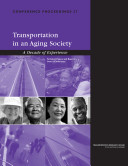 Transportation in an Aging Society